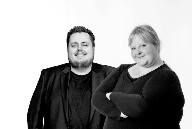 Comedyklubben - Anne Bakland og Phillip Devantier