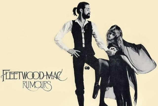 Album 3 - Fleetwood Mac Rumours