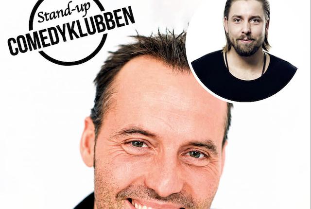 Comedyklubben - Torben Chris og Anders Nielsen