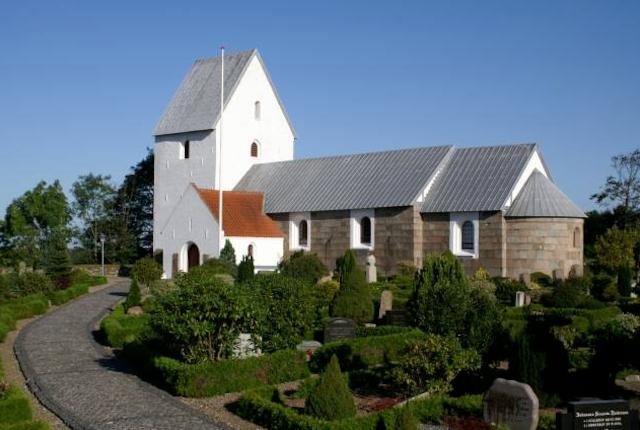 Musik i Han Herred.Gøttrup Kirke.Sara Grabow