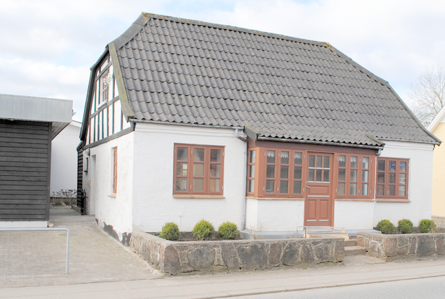 Marys Hus - et hus i Saltum i 50'erne