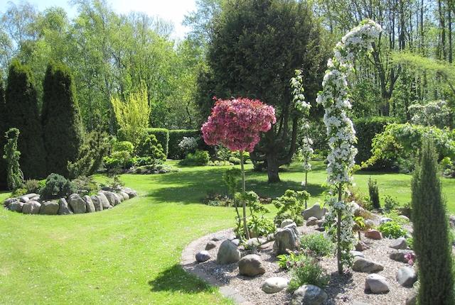 Plantemarked og Åben Have