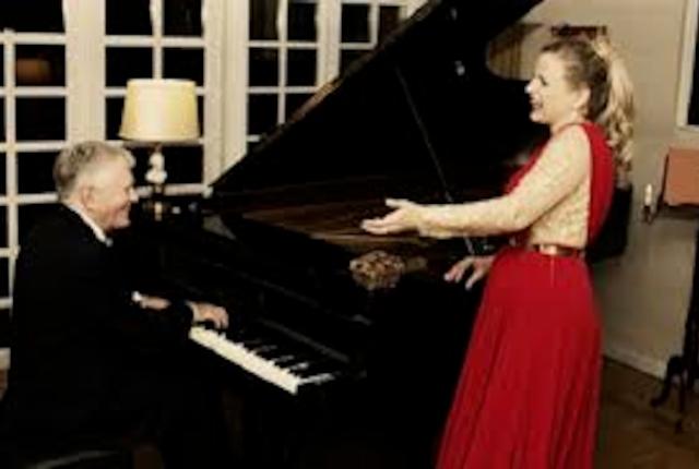 Koncert med Mogens Dalsgaard og Nickie Johansson på Tranum Strandgård
