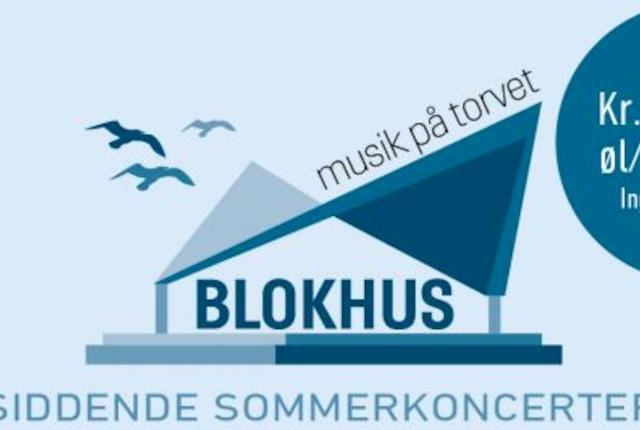 Musik i Sommerlandet- Blokhus